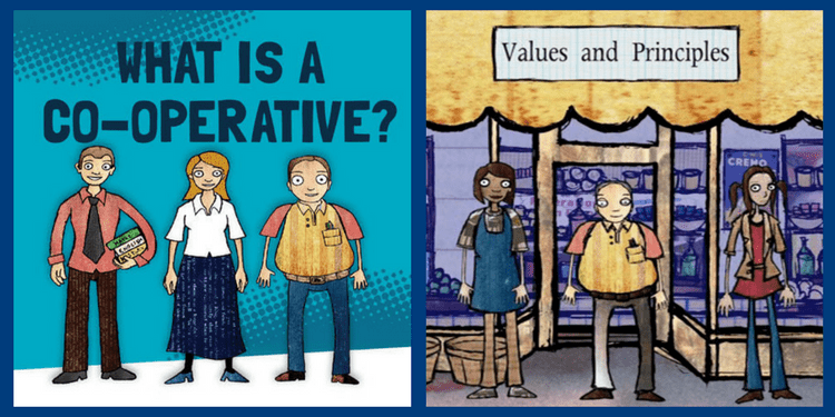 What is a Co-operative?