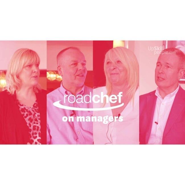 Roadchef on people, wellbeing and managers