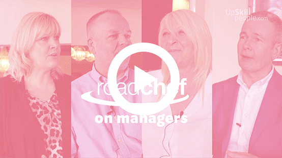 Roadchef on managers