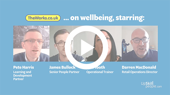 The Works on wellbeing